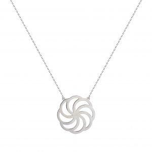 Sun & Eternity Necklace