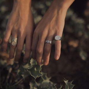 VARDUÍ signet ring