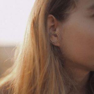 LUSÍN earrings